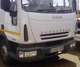IVECO 75E16 BEAVERTAIL 7.50 TON GROSS ONE OWNER FOR SALE IN ANTRIM FOR € ON DONEDEAL