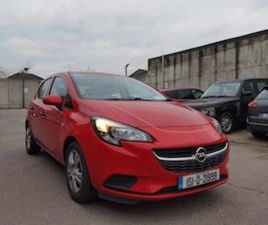 151 OPEL CORSA E 1.2L NCT07/22 FOR SALE IN LIMERICK FOR €6450 ON DONEDEAL