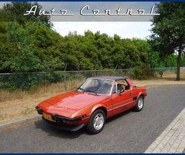 FIAT X1/9 SPORT 1.3 1978