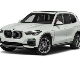 2021 BMW X5 PLUG-IN HYBRID XDRIVE45E