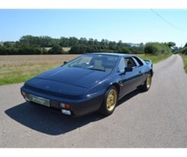 USED 1988 LOTUS ESPRIT TURBO COUPE 68,000 MILES IN BLUE FOR SALE | CARSITE
