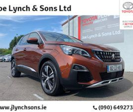 PEUGEOT 3008 ALLURE 1.5 BLUE HDI 130 6 6.2 4DR FOR SALE IN WESTMEATH FOR €27995 ON DONEDEA