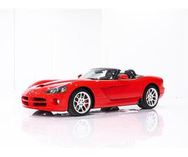 FOR SALE: 2005 DODGE VIPER IN MONTREAL, QUEBEC