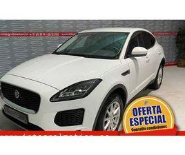 JAGUAR E-PACE S 4X4, SUV O PICKUP DE SEGUNDA MANO EN LA CORUÑA | AUTOCASION