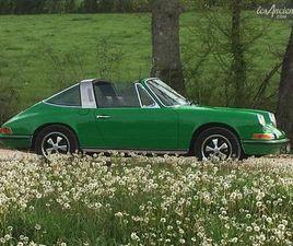 PORSCHE 911 2,4T TARGA MFI - 1972