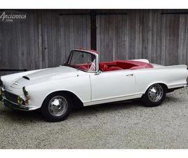 AUTO UNION 1000 SP CABRIOLET - 1965