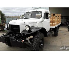 DODGE FARGO POWER WAGON - 1957