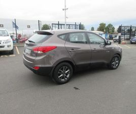 HYUNDAI IX35 1.7 COMFORT 4DR FOR SALE IN LIMERICK FOR €14,950 ON DONEDEAL