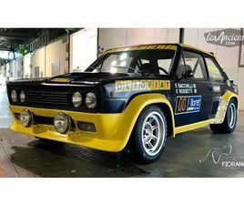 FIAT 131 ABARTH GR4 - 1976