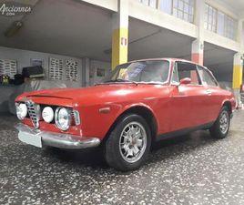 ALFA ROMEO 1300 GT JUNIOR SCALINO - 1969