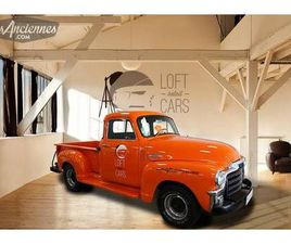 CHEVROLET 3100 6 CYLINDRES 3.5 L - 1954
