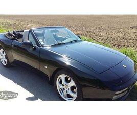PORSCHE 944 S2 CAB - 1990