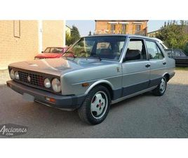 FIAT 131 ABARTH - 1982