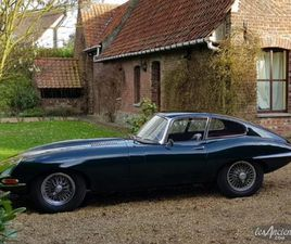 JAGUAR TYPE E (S1) 3.8 L COUPE - 1964
