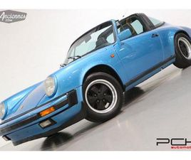 PORSCHE 911 2.4 T TARGA - 1972
