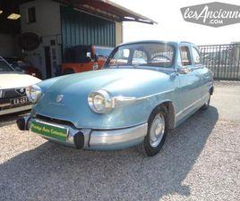PANHARD PL 17 RELMAX S - 1964