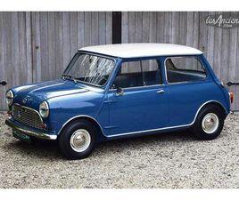AUSTIN MINI MK1 SUPER DE LUXE - 1964