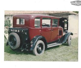 CITROEN C4 VP AC4 - 1935