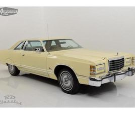 FORD LTD 2D COUPE - 1977