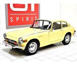 HONDA S800 COUPÉ - 1968