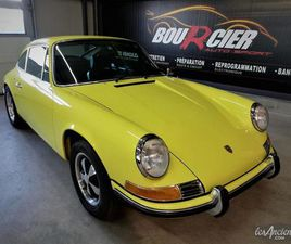 PORSCHE 911 2.4 T - 1972