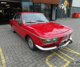 BMW 2000 CS COUPE - 1969