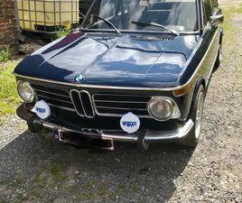 BMW 2002 TII TOURING - 1972