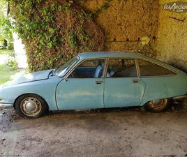CITROEN GS - 1972