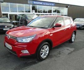 SSANGYONG TIVOLI, ES. FREE DELIVERY. FOR SALE IN LAOIS FOR €13250 ON DONEDEAL