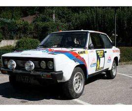 FIAT 131 S MIRAFIORI ABARTH DIESEL DE 1977 À VENDRE