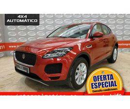 JAGUAR E-PACE P250 R-DYNAMICS AWD 4X4, SUV O PICKUP DE SEGUNDA MANO EN LA CORUÑA | AUTOCAS