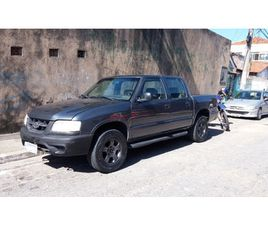 CHEVROLET S10 2.5 STD CAB. DUPLA 4X4 4P - R$ 38.000
