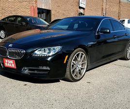 USED 2013 BMW 6 SERIES 4DR SDN 650I XDRIVE AWD GRAN COUPE