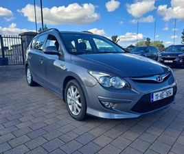 HYUNDAI I30 1.6 CRDI DELUXE CROSS WAGON FOR SALE IN LONGFORD FOR €6,250 ON DONEDEAL
