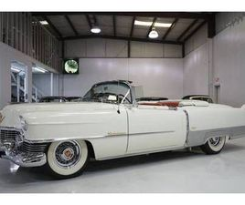 1954 CADILLAC ELDORADO CONVERTIBLE | OVER $300,000 INVESTED IN RESTORATIO