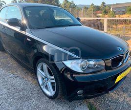 BMW - SERIE 1 118D AUTO