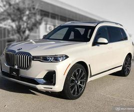 USED 2020 BMW X7 XDRIVE40I PREMIUM EXCELLENCE PACKAGE