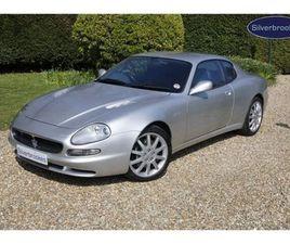 MASERATI 3200 GT V8 2-DOOR GREY 1999