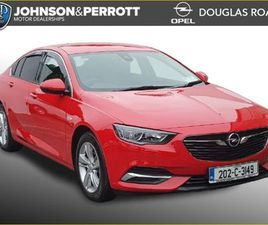 OPEL INSIGNIA GRAND SPORT SE LOW MILEAGE FOR SALE IN CORK FOR €29,900 ON DONEDEAL