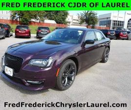 BRAND NEW PURPLE COLOR 2020 CHRYSLER 300 TOURING FOR SALE IN LAUREL, MD 20707. VIN IS 2C3C