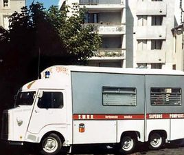 1970 CITROEN HY FOR SALE