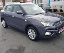SSANGYONG TIVOLI FOR SALE IN DUBLIN FOR €21999 ON DONEDEAL