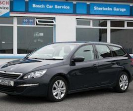 PEUGEOT 308 1.6 BLUEHDI ACTIVE SW ESTATE 2016 161 FOR SALE IN SLIGO FOR €10895 ON DONEDEAL