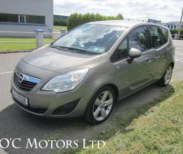 OPEL MERIVA 1.3 CDTI SC 75HP FOR SALE IN CORK FOR €5,500 ON DONEDEAL
