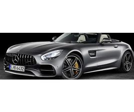 MERCEDES-BENZ AMG GT ROADSTER GT NIGHT EDITION