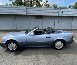 FOR SALE: 1992 MERCEDES-BENZ 300SL IN HIGHLAND PARK, NEW JERSEY