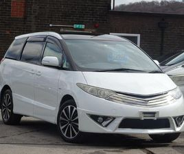 TOYOTA ESTIMA 3.5 V6 AREAS S-PACKAGE 7 SEATS LUXURY 5DR