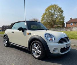 MINI CONVERTIBLE 1.6 ONE (SALT) 2DR