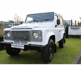 LAND ROVER DEFENDER 90 2.2 TD COUNTY STATION WAGON 3DR