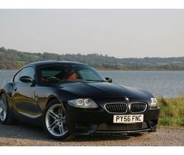 BMW 3.2 Z4 M COUPE 2D 338 BHP WELL LOOKED AFTER RARE E
